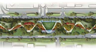 Alsaada Streetscape Plan