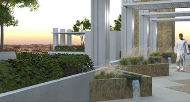 Healing Gardens, Healing Gardens Landscape Architect, Artifex10