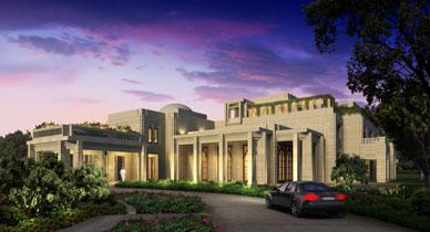 Abu Dhabi Landscape Architecture